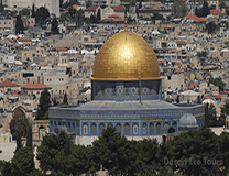 Jerusalem, Bethlehem, Dead Sea, Masada 2 day tour